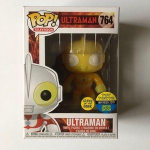 Ultraman pop